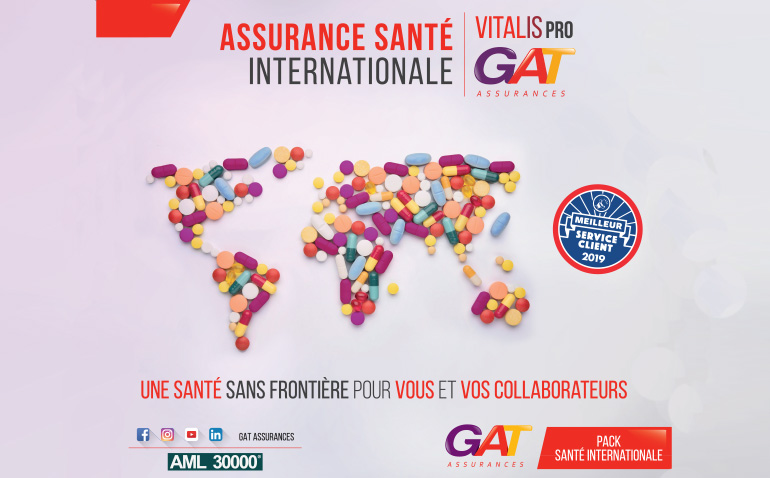 GAT ASSURANCES participe à la 6e édition du salon Tunisia Health Expo